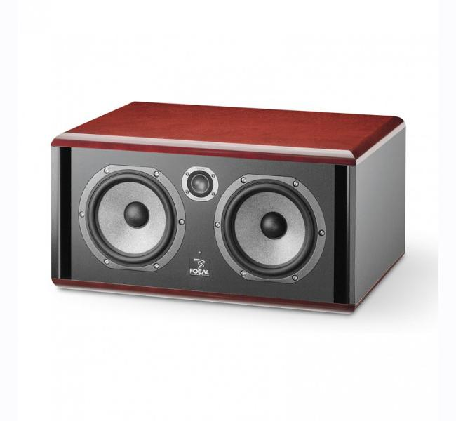 Focal Twin-6-Be Red Burr Ash