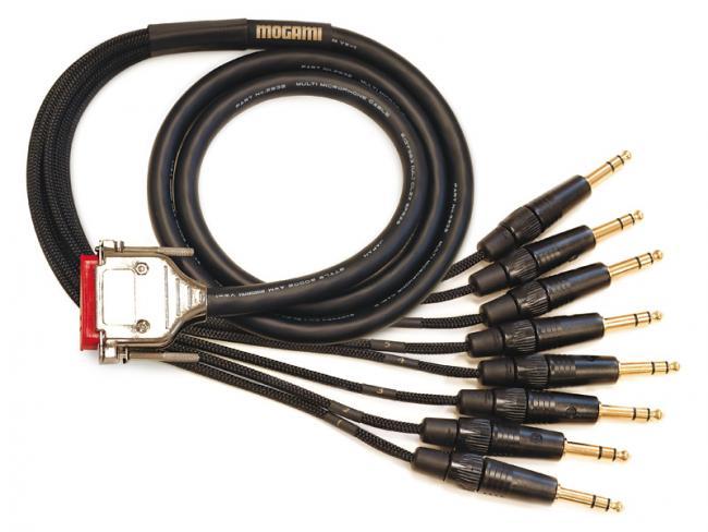Mogami DSUB-KLst 6m Analog Neutrik