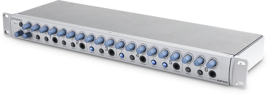 Presonus HP-60 6-fach Kopfhörerverstärker