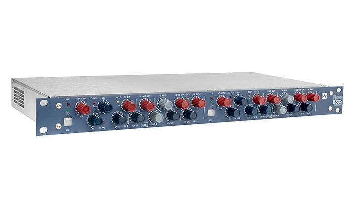 Neve 8803 2-Kanal 4-Band EQ 1HE