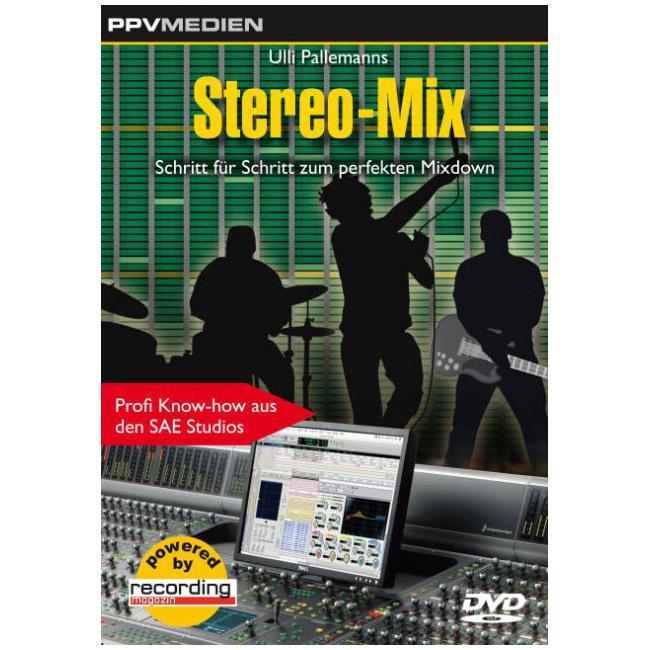 Stereo Mix 65min DVD Video - PPV Medien