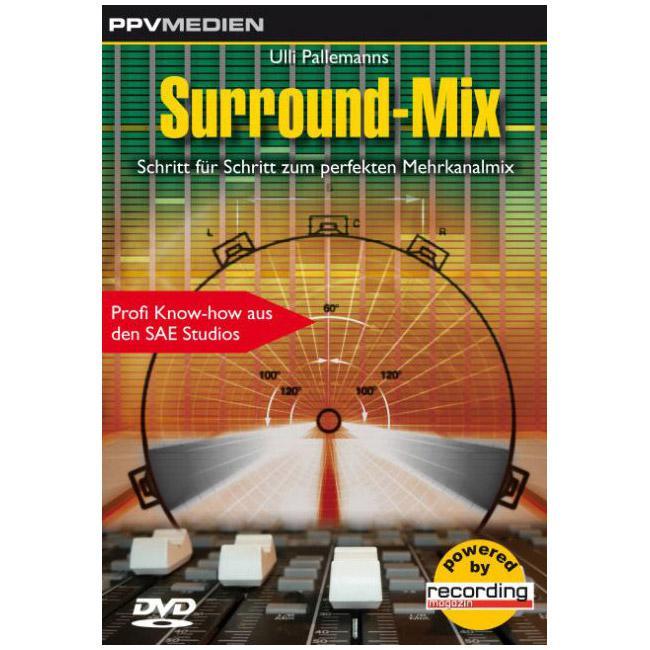 Surround Mix 60min DVD Video - PPV Medien