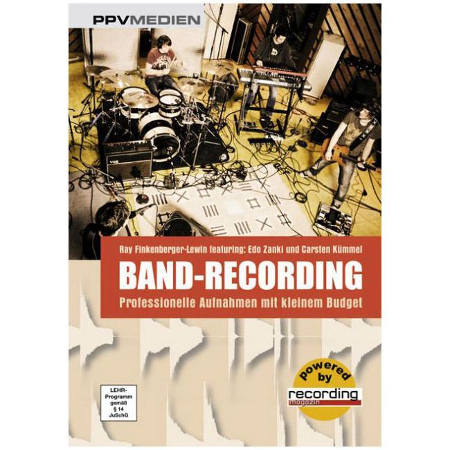 DVD Band Recording - PPV Medien