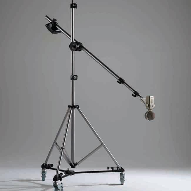 Sontronics Matrix-10-Pro Mic Stand incl.Dolly