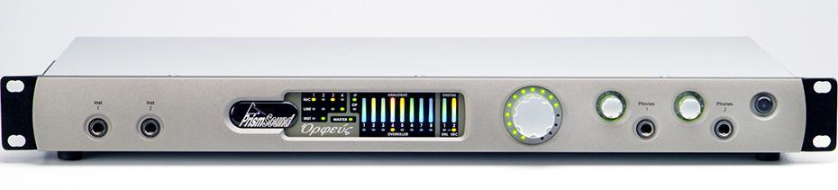 Prismsound Orpheus Firewire Interface