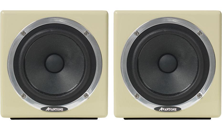Avantone Mixcubes Passive Nahfeld-Studiomonitore Paar
