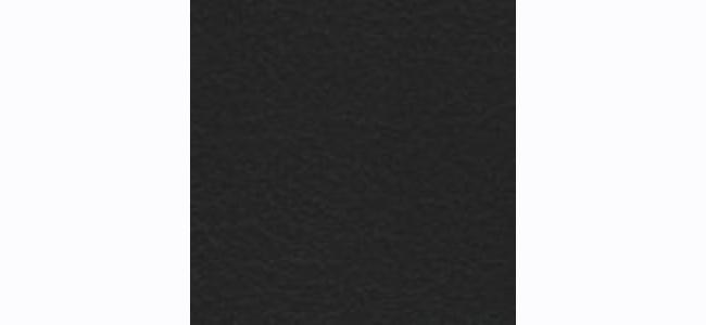 Discacciati Bankauflage Leder in schwarz (15L)