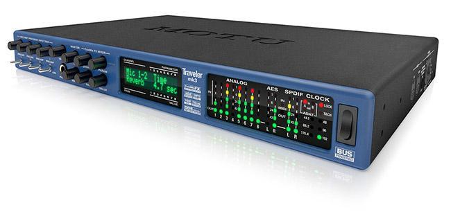 MOTU Traveler-Firewire mk3 Audio-Interface - Ausstellungsstück