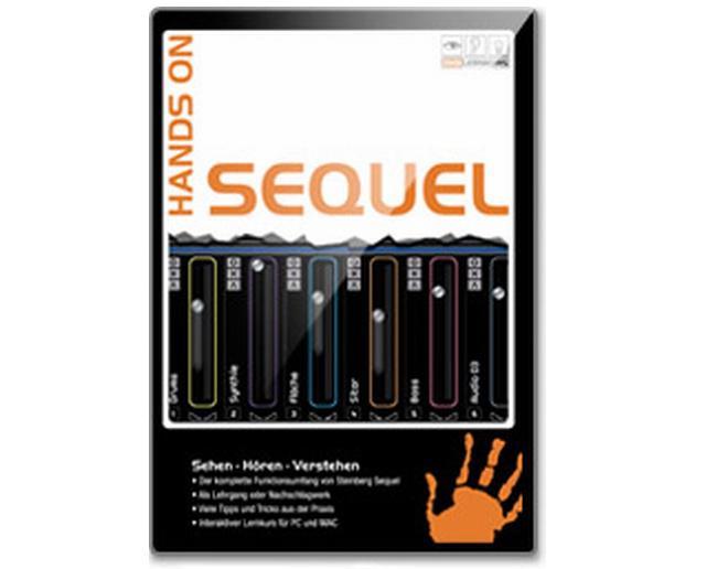 Lernkurs Hands-on-Sequel DVD