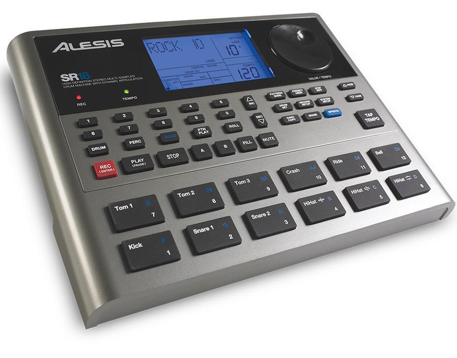 Alesis SR-18 Drumcomputer