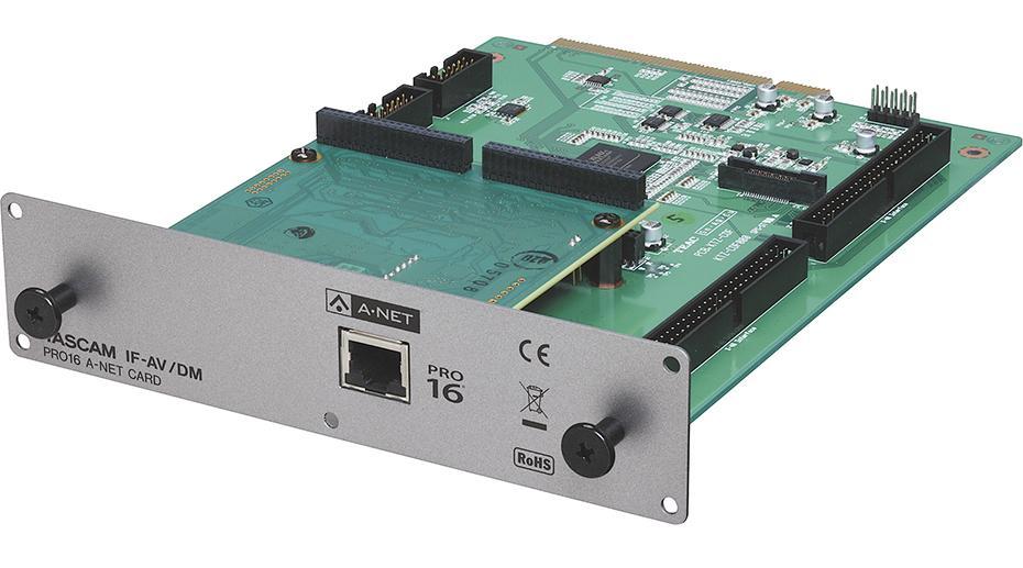 Tascam IF-AV/DM Aviom f. DM3200/DM4800