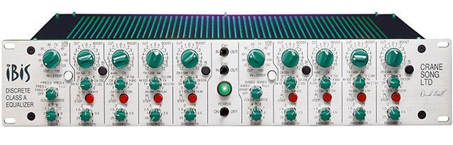 Crane Song Ilbis Stereo EQ Mastering Edition