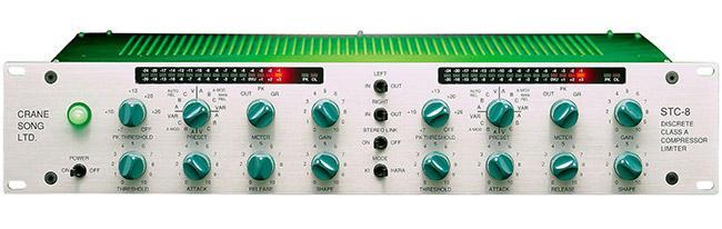 Crane Song STC-8 2Ch. Compressor/Limiter