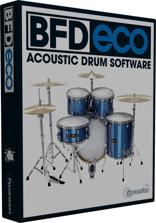 FXpansion ECO Drum-Studio PC/MAC