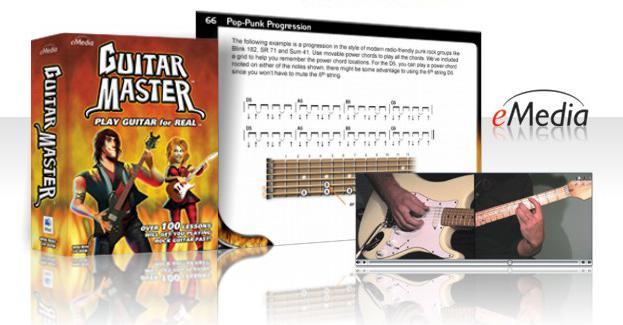 E-Media Guitar Master