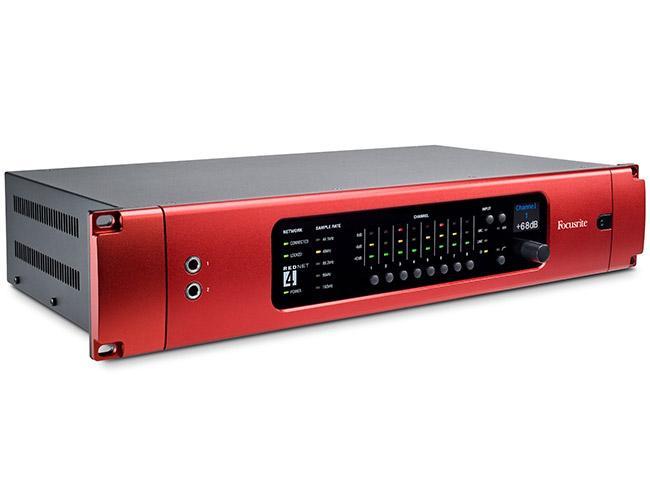 Focusrite RedNet-4 8Channel Mic/Line Input