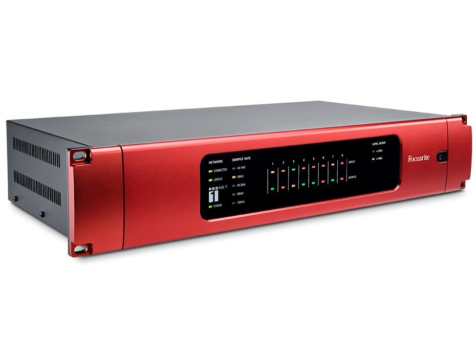 Focusrite RedNet-1 8 Channel AD/DA Converter