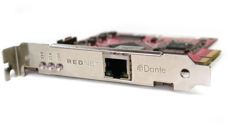 Focusrite RedNet PCIe Card