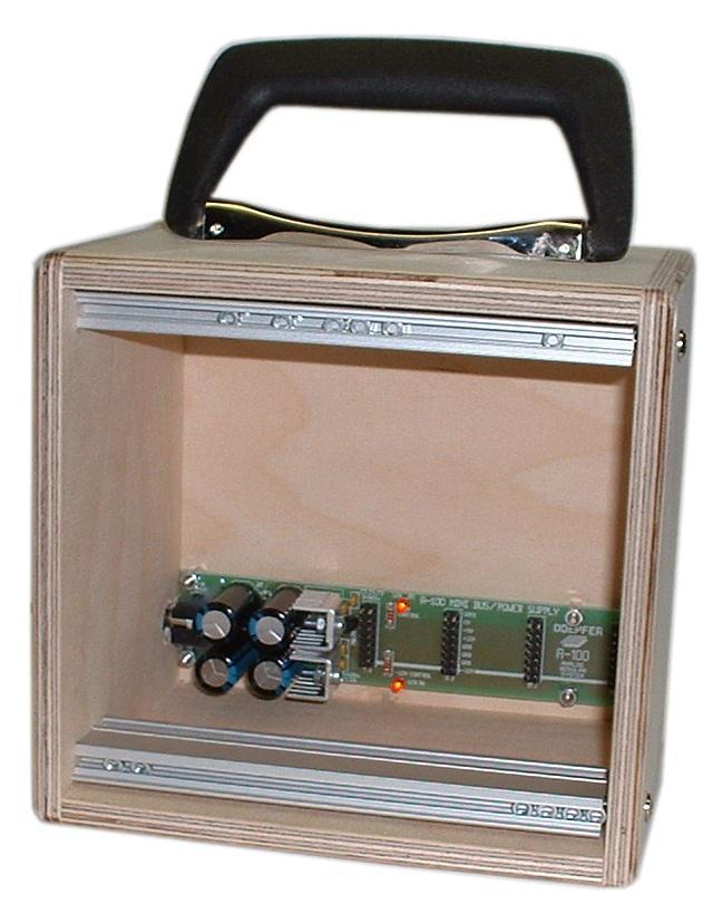 Doepfer A 100 MC Mini Case/Roh inkl. NT