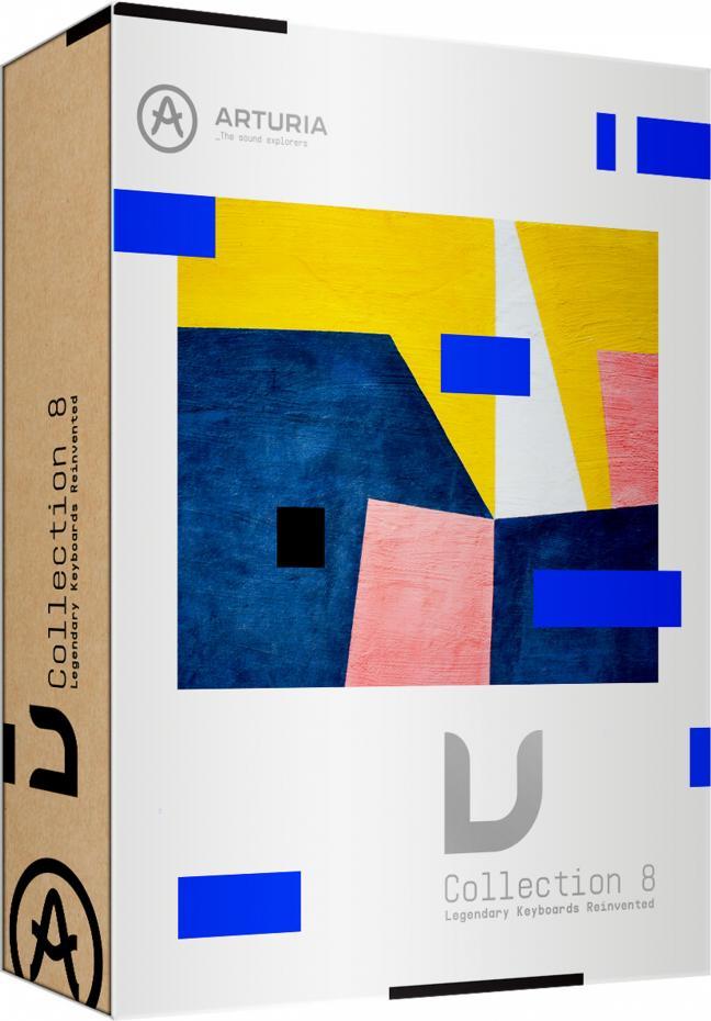 Arturia V-Collection 8 ESD