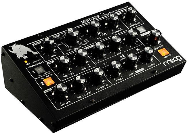 Moog MiniTaur Bass/Synth/Analog