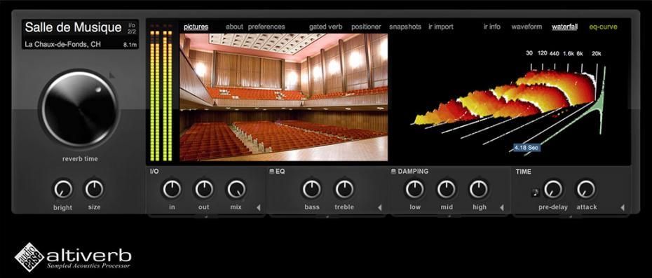 Audio Ease Altiverb 7 XL (Download-Version)