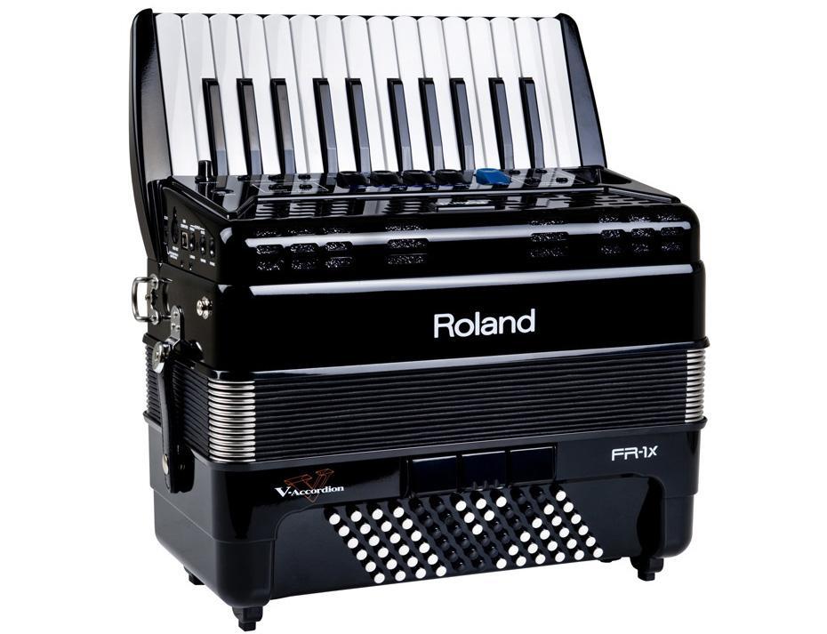 Roland FR-1x V-Accordion BK