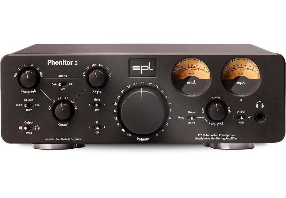 SPL Phonitor 2 schwarz