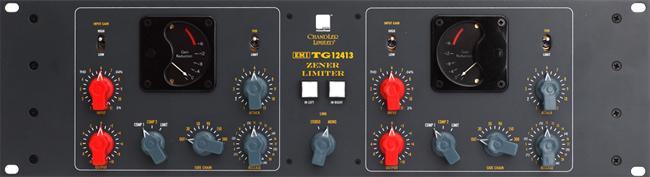 Chandler EMI TG12413 Zener Limiter incl.NT