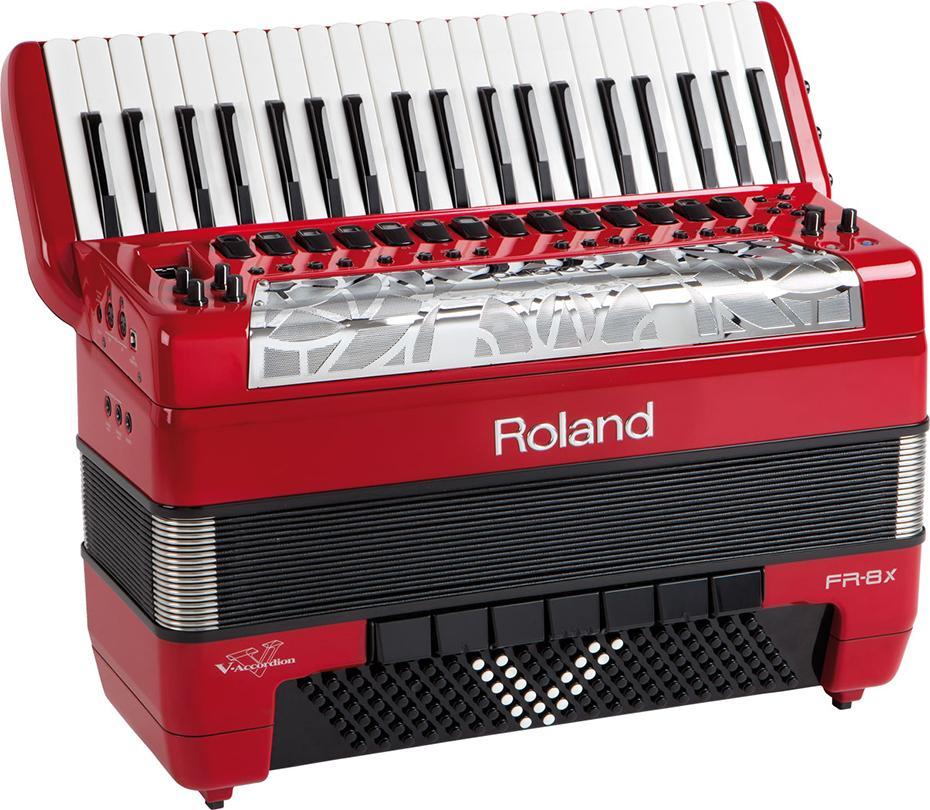 Roland FR-8x V-Accordion RD