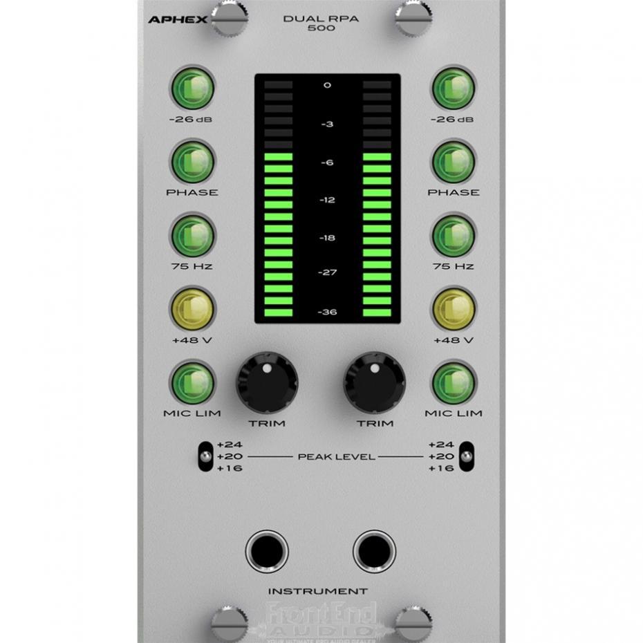 Aphex DUAL-RPA 500