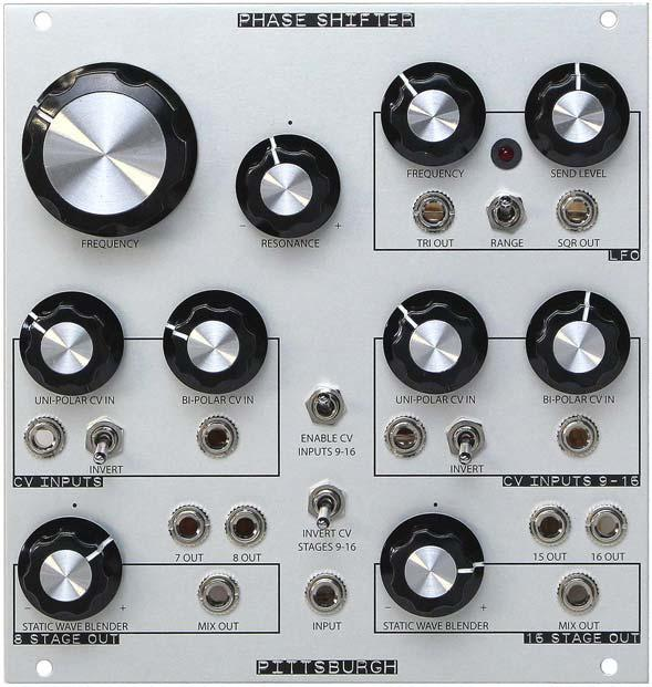 Pittsburgh Modular Phase Shifter