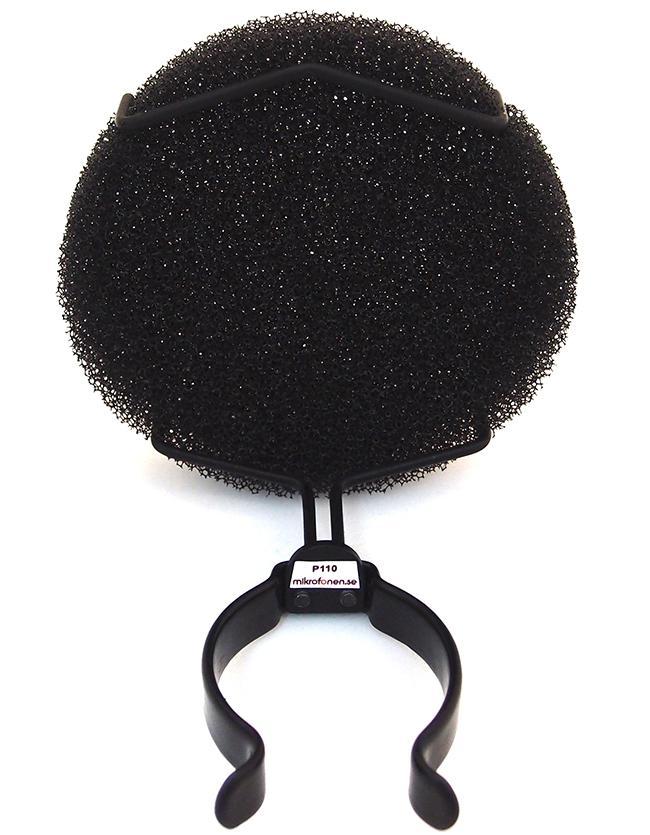 Microtech Gefell P110.20 Popschutz schwarz