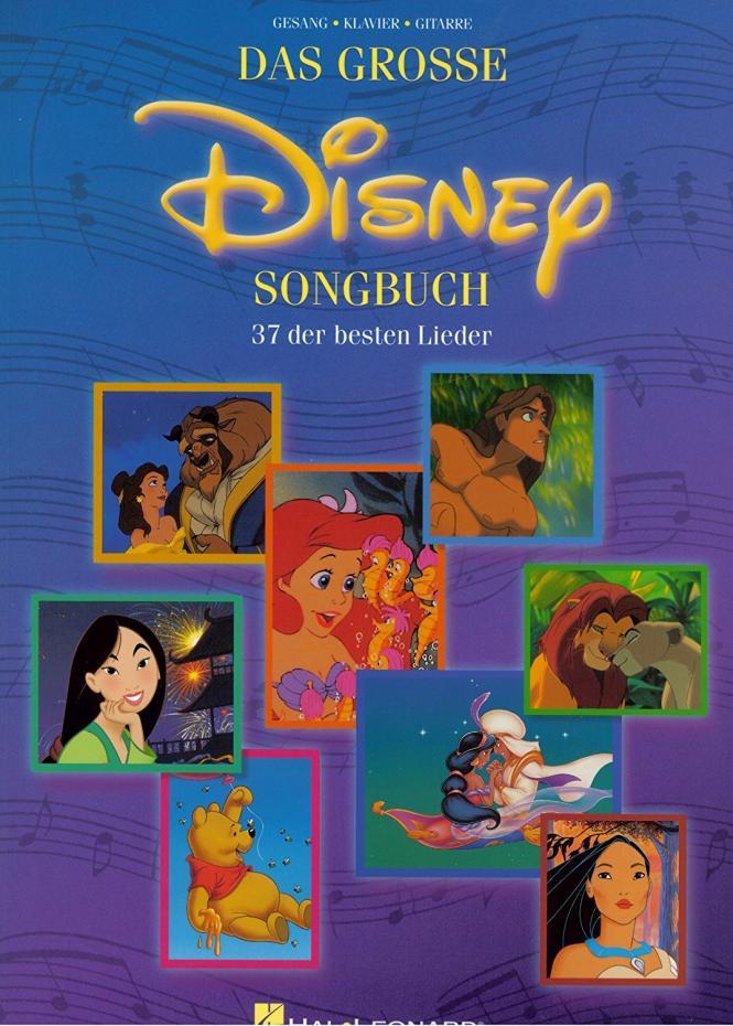 Das Grosse Disney Songbook