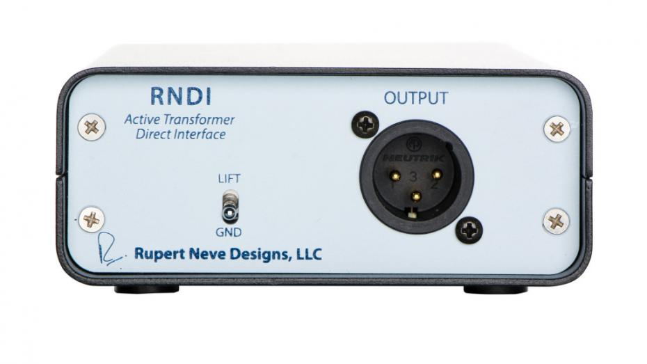 Rupert Neve Designs RNDI DI-Box