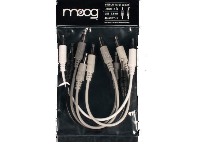 Moog Mother-32 Patchkabel 15cm 5Stk.