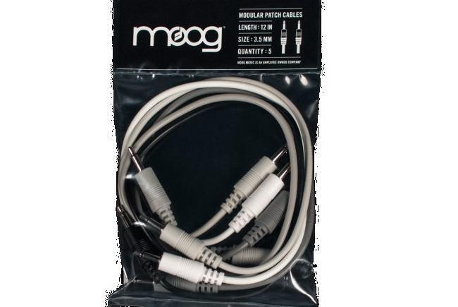 Moog Mother-32 Patchkabel 30cm 5Stk.