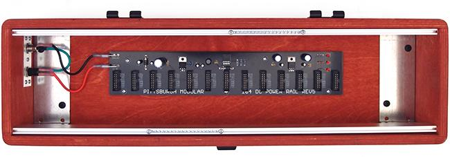 Pittsburgh Modular Move(104) Red MobileCase