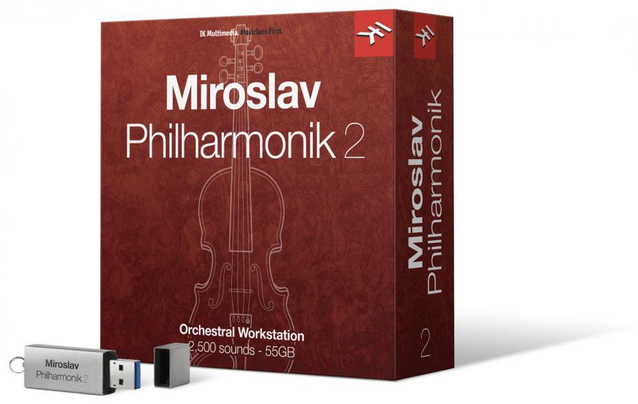 IKMM Miroslav Philharmonik 2 Upgrade