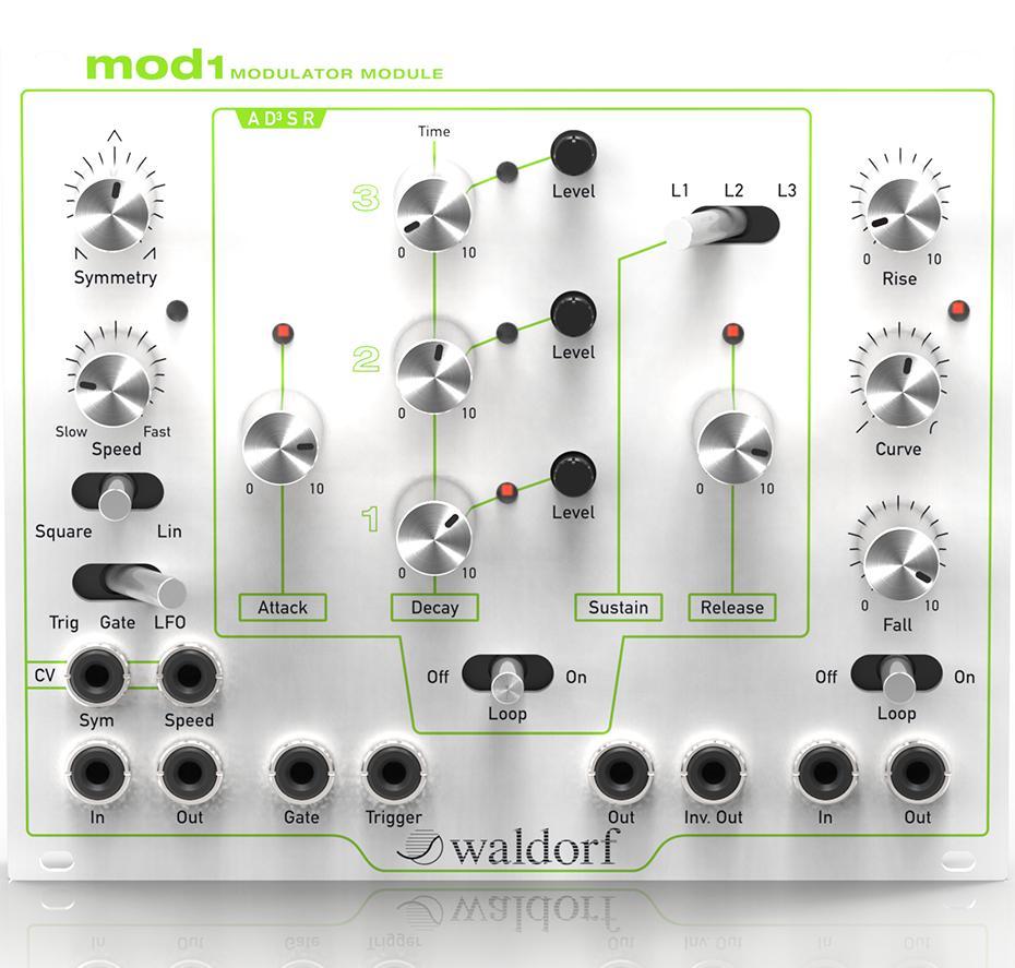 Waldorf MOD 1 - B Ware