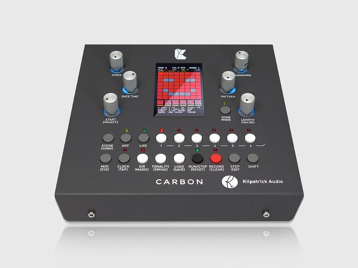 Kilpatrick Audio Carbon Sequenzer