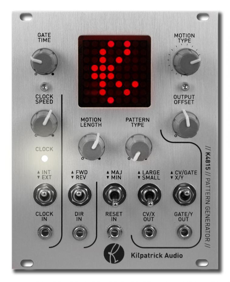Kilpatrick Audio Pattern Generator