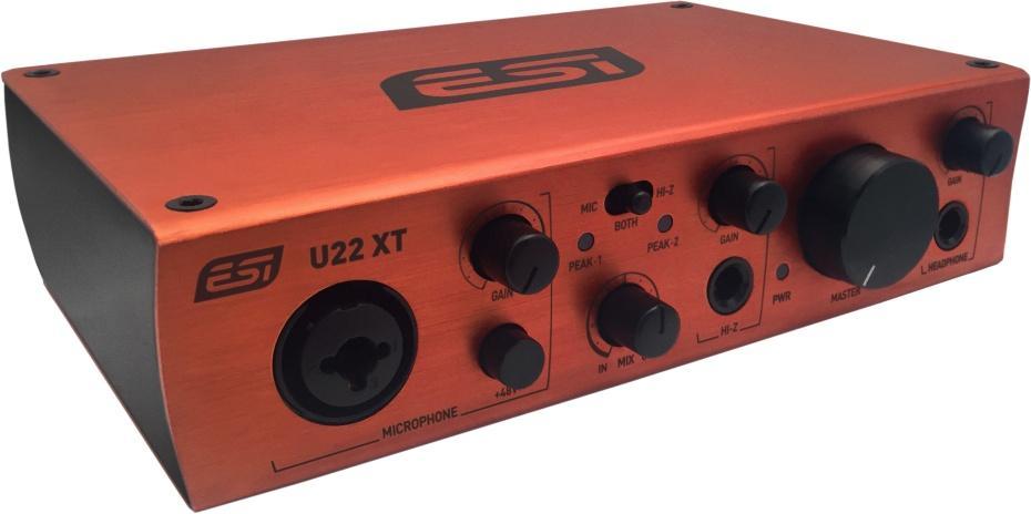 ESI U22-XT