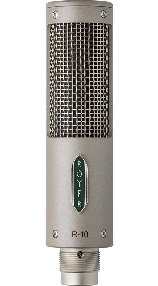 Royer R-10 Bändchen Mikrofon
