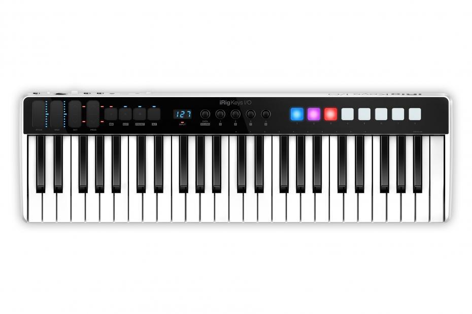 IK-Multimedia iRig Keys I/O 49