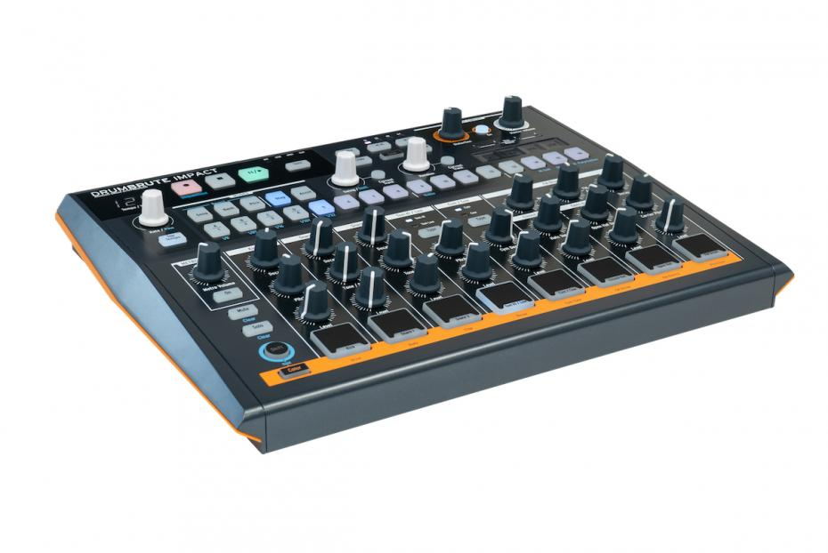 Arturia DrumBrute Impact Analoger Drumsynthes