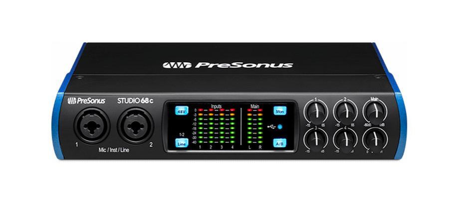 Presonus Studio 68c