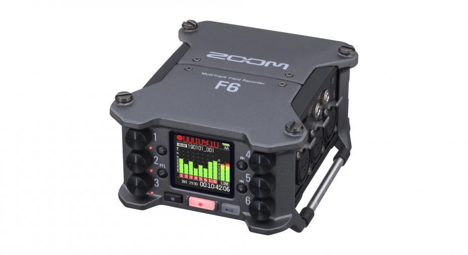 Zoom F-6