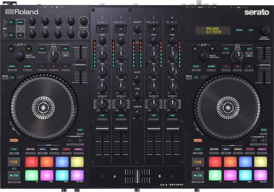 Roland DJ-707-M DJ-Controller
