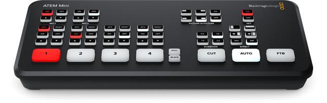 Blackmagic Design ATEM Mini Videomischer